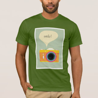 Basic shirt Smile Photograph