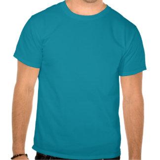 Basic Sky Blue Fish T-Shirt