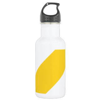Basic Stripe 1 Freesia 532 Ml Water Bottle
