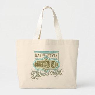 Basic Style Street 39 Jumbo Tote Bag