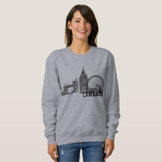 Basic Suéter London Sweatshirt