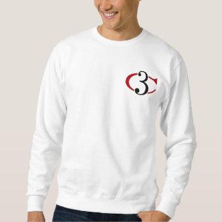 Basic Sweatshirt with C3 Logo