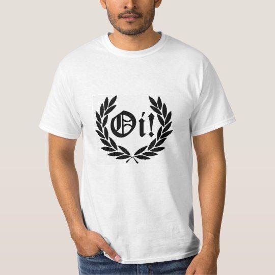 Basic t-shirt Skinhead Oi!