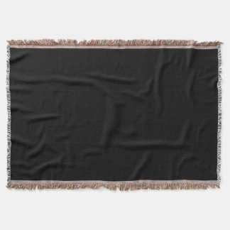 Basic Throw Blanket: Customisable