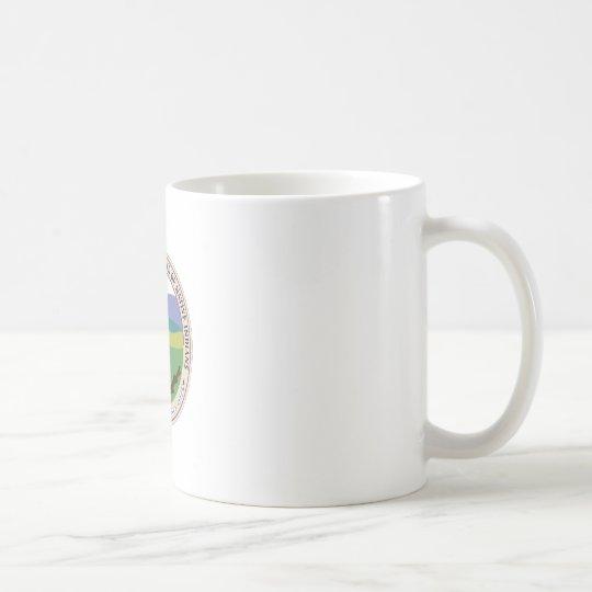 Basic White Whitetop Seal Mug