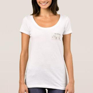 BASIC Women T-shirt with logo