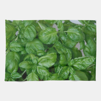 Basil Tea Towel
