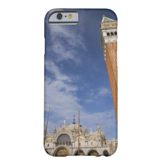 Basilica and Bell Tower St Mark's Square Venice Barely There iPhone 6 Case