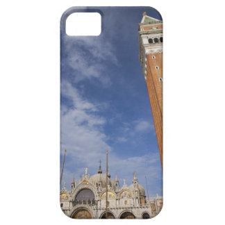 Basilica and Bell Tower St Mark's Square Venice iPhone 5 Case