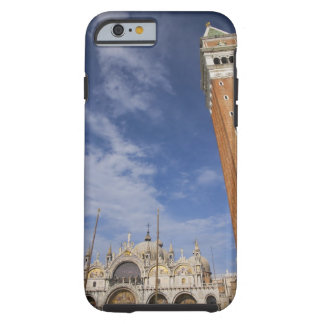 Basilica and Bell Tower St Mark's Square Venice Tough iPhone 6 Case