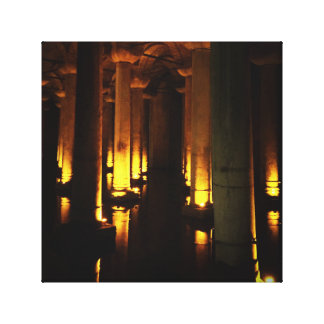 Basilica Cistern Print Canvas Prints