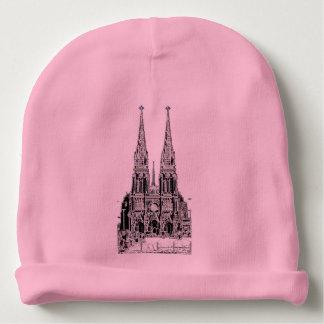 Basilica of Lujan (Pencil design) Baby Beanie