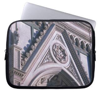 Basilica Santa Croce 3 Laptop Computer Sleeve