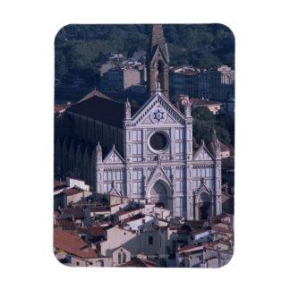 Basilica Santa Croce Vinyl Magnets