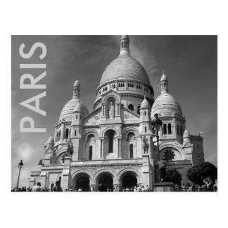Basilique du Sacré-Cœur Paris France Postcard