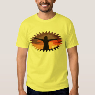 bask in the sunset tshirts