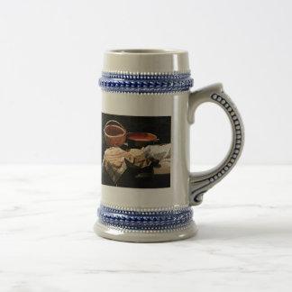 Basket and Pot of Soup Coffee Mug