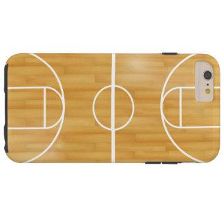 Basket Ball Court Tough iPhone 6 Plus Case
