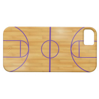 Basket Ball Court iPhone 5 Case
