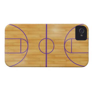 Basket Ball Court iPhone 4 Case-Mate Cases
