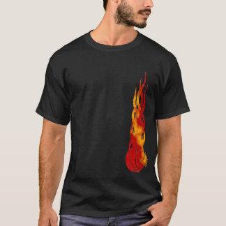 Basket Ball Fireballer t shirt