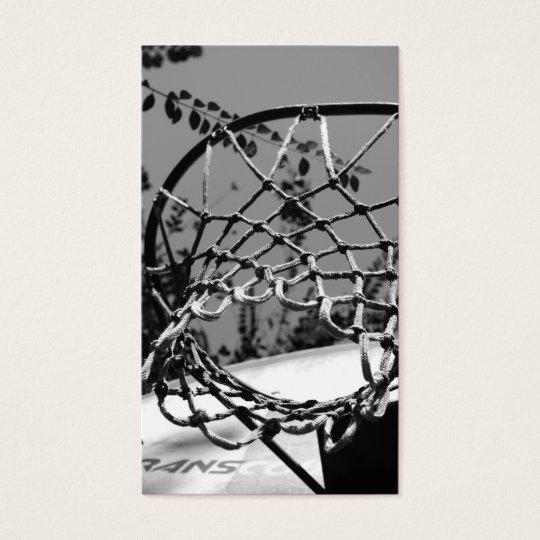 Basket Ball Net Business Cards