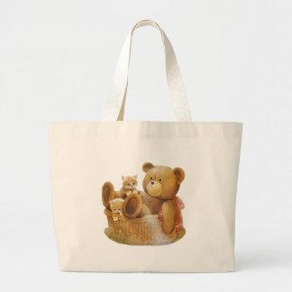 Basket Buddies Large Tote Bag