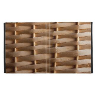 Basket iPad Case