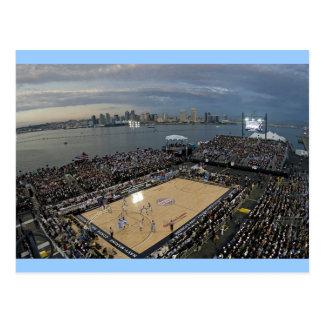 Basket en San Diego EEUU Tarjetas Postales