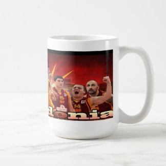 Basket Basic White Mug