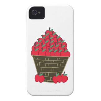 Basket Of Apples iPhone 4 Case