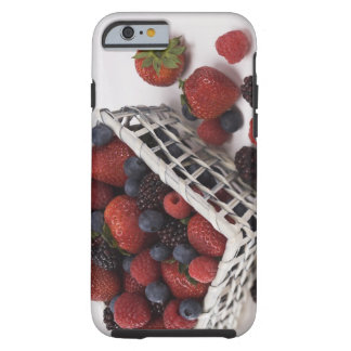 Basket of berries tough iPhone 6 case