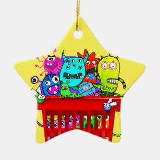 Basket of Deplorables, Adorable Deplorable Christmas Ornament
