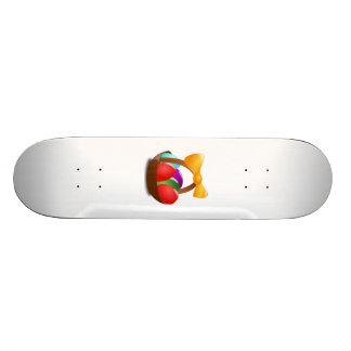 Basket of Easter Eggs Skateboard Deck
