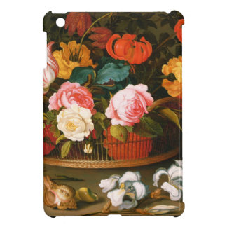 Basket of flowers, 1625 case for the iPad mini