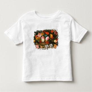 Basket of flowers, 1625 toddler T-Shirt