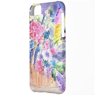 Basket of Flowers iPhone 5C Case