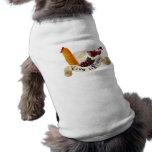 Basket of French Treats Sleeveless Dog Shirt