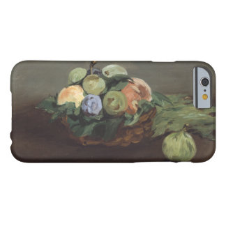 Basket of Fruit by Edouard Manet Barely There iPhone 6 Case