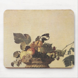 Basket of Fruit Mousepad