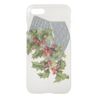 Basket of Holly Winterberry iPhone 7 Case