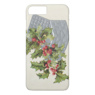 Basket of Holly Winterberry iPhone 7 Plus Case