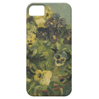 Basket of pansies  iPhone 5 Case