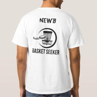 Basket Seeker Newb T-Shirt