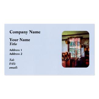 Basket Shop Pack Of Standard Business Cards