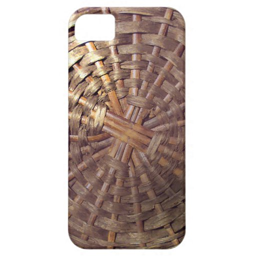 Basket Texture iPhone 5 Cases