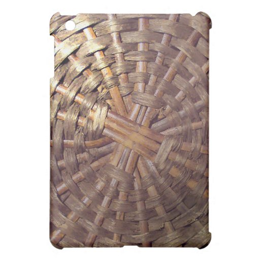 Basket Texture iPad Mini Covers