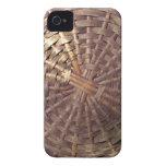 Basket Texture iPhone 4 Case-Mate Case
