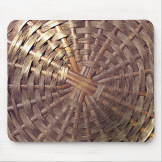 Basket Texture Mouse Pads