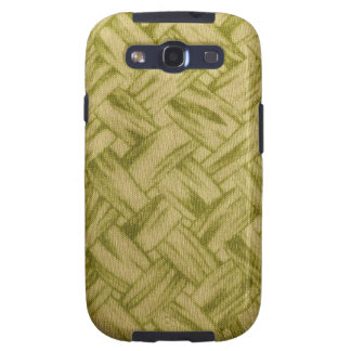 Basket Weave Samsung Galaxy SIII Case
